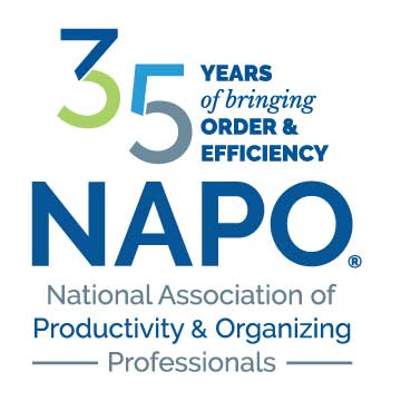 National Association of Professional Organizers Logo