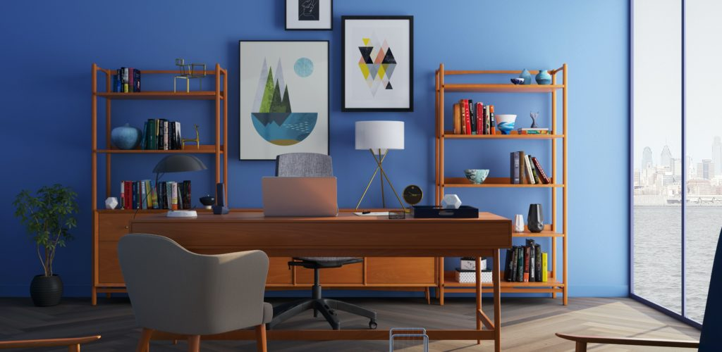 how to keep office clutter free